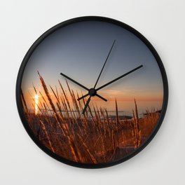 Projection of Love Wall Clock