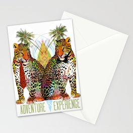 wild tropic Stationery Cards