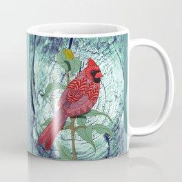 Virginia Cardinal Coffee Mug