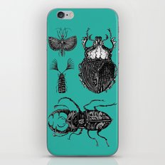 Insects iPhone & iPod Skin