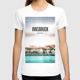Innsbruck Wallpaper T-shirt