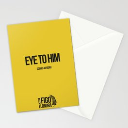 OCCHIO AD IDDRU Stationery Cards