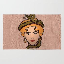 Snake Lady Rug