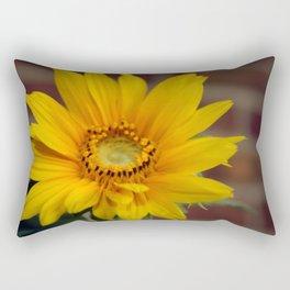 My Sunflower, Julia #9 Rectangular Pillow