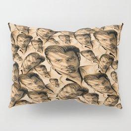 George Clooney Pillow Sham