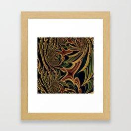 Floral Fantasy 03 Framed Art Print