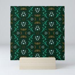Thistles & Moss Mini Art Print