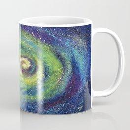 We Are The Light, Cosmic Series Coffee Mug