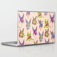 fairies Laptop & iPad Skins featuring Fairies by Elizabeth Kate