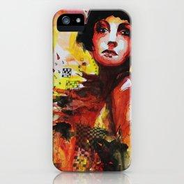Fierté iPhone Case