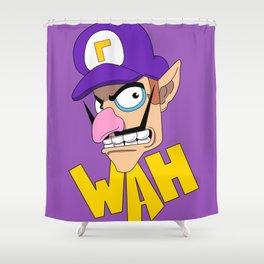WAH! Shower Curtain