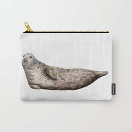 Grey Seal (Halichoerus grypus) Carry-All Pouch