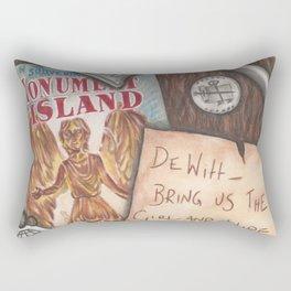 Columbia Rectangular Pillow