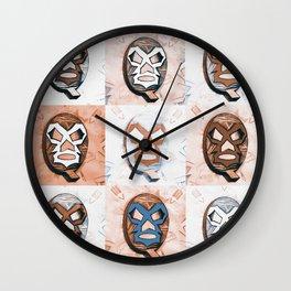 EL MATCHO MEXICANO! Wall Clock