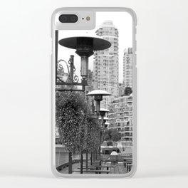 Granville Island Clear iPhone Case