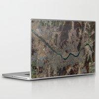seoul Laptop & iPad Skins featuring Seoul Korea by LERN