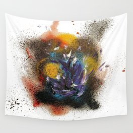 Energy Study 1 Wall Tapestry
