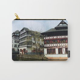 Fachwerk architecture Carry-All Pouch