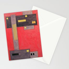 constructo visual 3 Stationery Cards