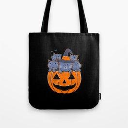 Cat's Tricks Tote Bag