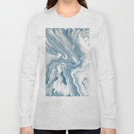 Abstract pattern 222 Long Sleeve T-shirt