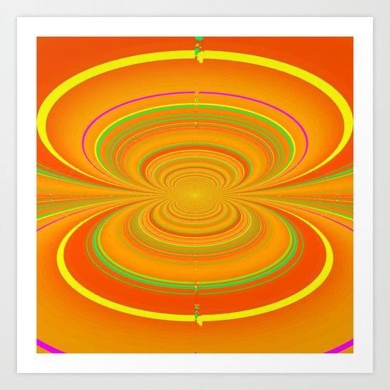 ASTRONOMIE Art Print