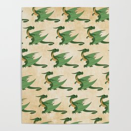 Wyvern Posters For Any Decor Style Society6