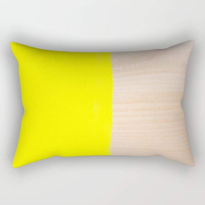Sorbet V Rectangular Pillow