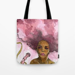 Macy Gray's Greatest Hits Tote Bag