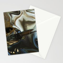 Imagine what is in your mind Stationery Cards