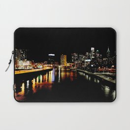 Philly St. Paddy's Day View Laptop Sleeve