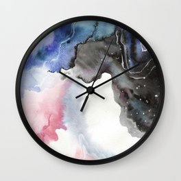 Nebula Soul Wall Clock