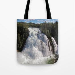 Kinuseo Falls Tote Bag