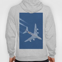 Airbus A380 Etihad Airways, 12200m Hoody