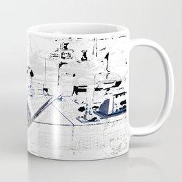 Cotton Spin  Coffee Mug