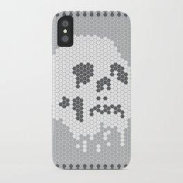 Skull Tile iPhone Case