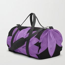 Purple Agave #1 #tropical #decor #art #society6 Duffle Bag