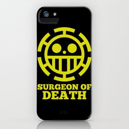 Surgeon Of Death iPhone Case
