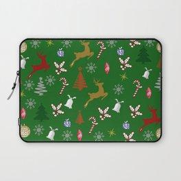 Cute Christmas Pattern Laptop Sleeve