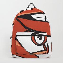 Cartoon Cute Crab Backpack