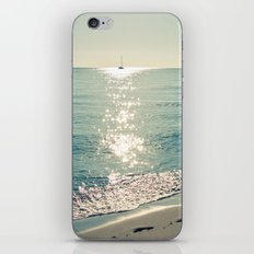 Sailing boat iPhone & iPod Skin