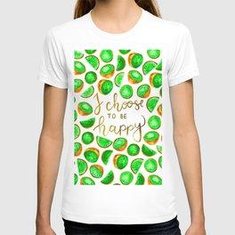Kiwi quote T-shirt
