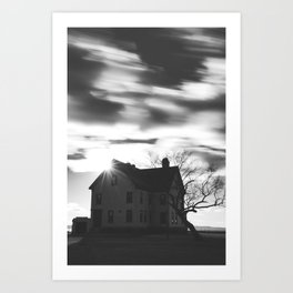 Inspired by History Art Print