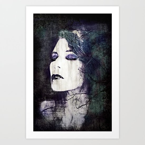 Ages of Delirium Art Print