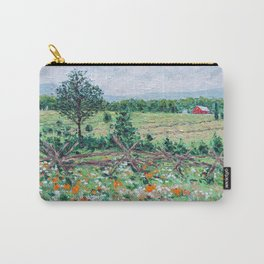 Gettysburg Farm Carry-All Pouch