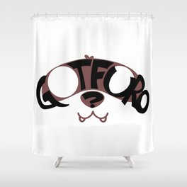 Got Furo? Shower Curtain