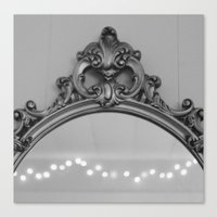 ornate Canvas Prints featuring Ornate by Cassidy Marshall