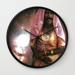 The Impotent One Wall Clock