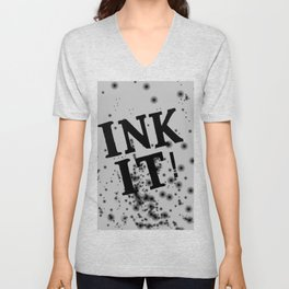 Ink it! Unisex V-Neck