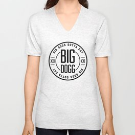 Big Dogg Unisex V-Neck
